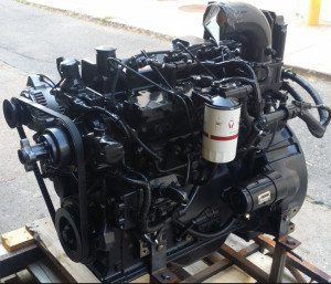 Cummins QSB 4.5 L Engines