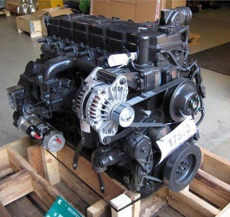 Cummins 6 7 L Qsb Engine 11 Capital Reman Exchange