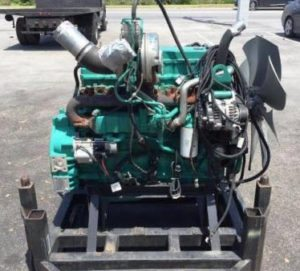 Cummins 6.7 L QSB Engine