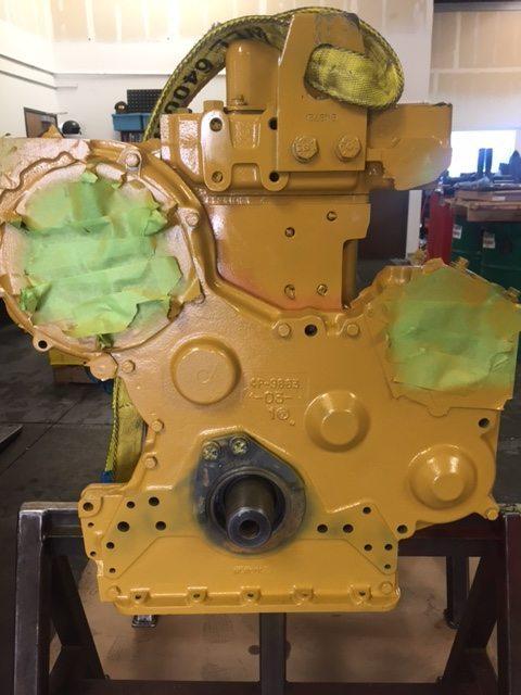CAT 3306 Engine Work