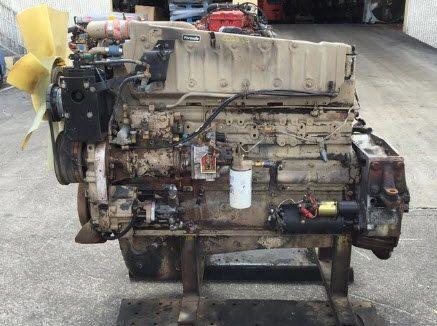 855 cummins marine engine