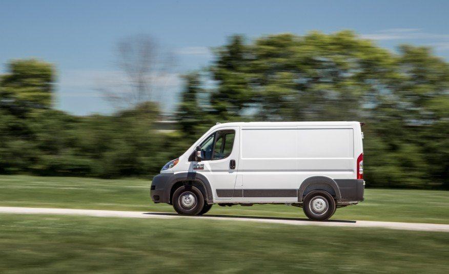 top 2016 commercial duty diesel vans capital reman. Black Bedroom Furniture Sets. Home Design Ideas