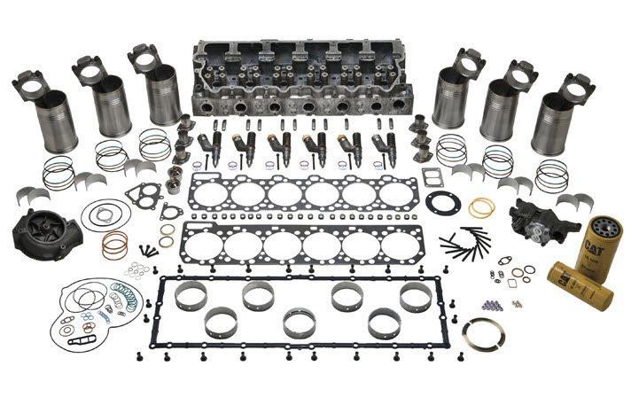 Diesel Engine Overhaul Kit 2