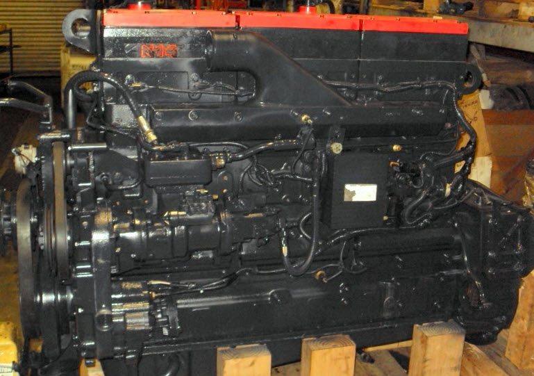 Capital Reman Exchange Remanufactured Diesel Engines