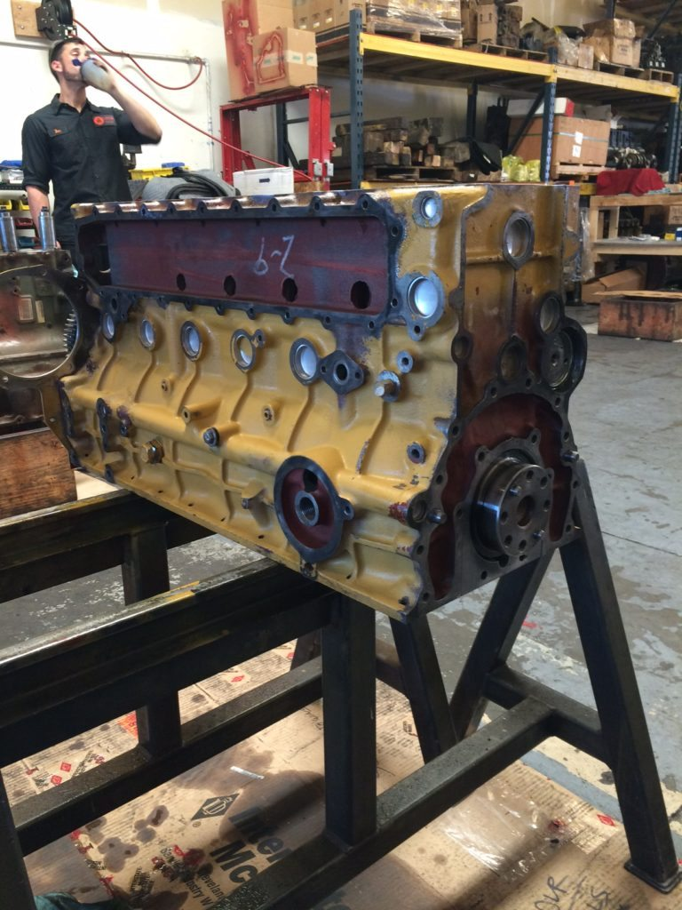 CAT 3304 Short Block Engine