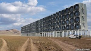 Concept Diesel Air Plant