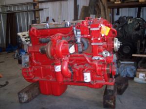 Cummins ISC 8.3 L Engine