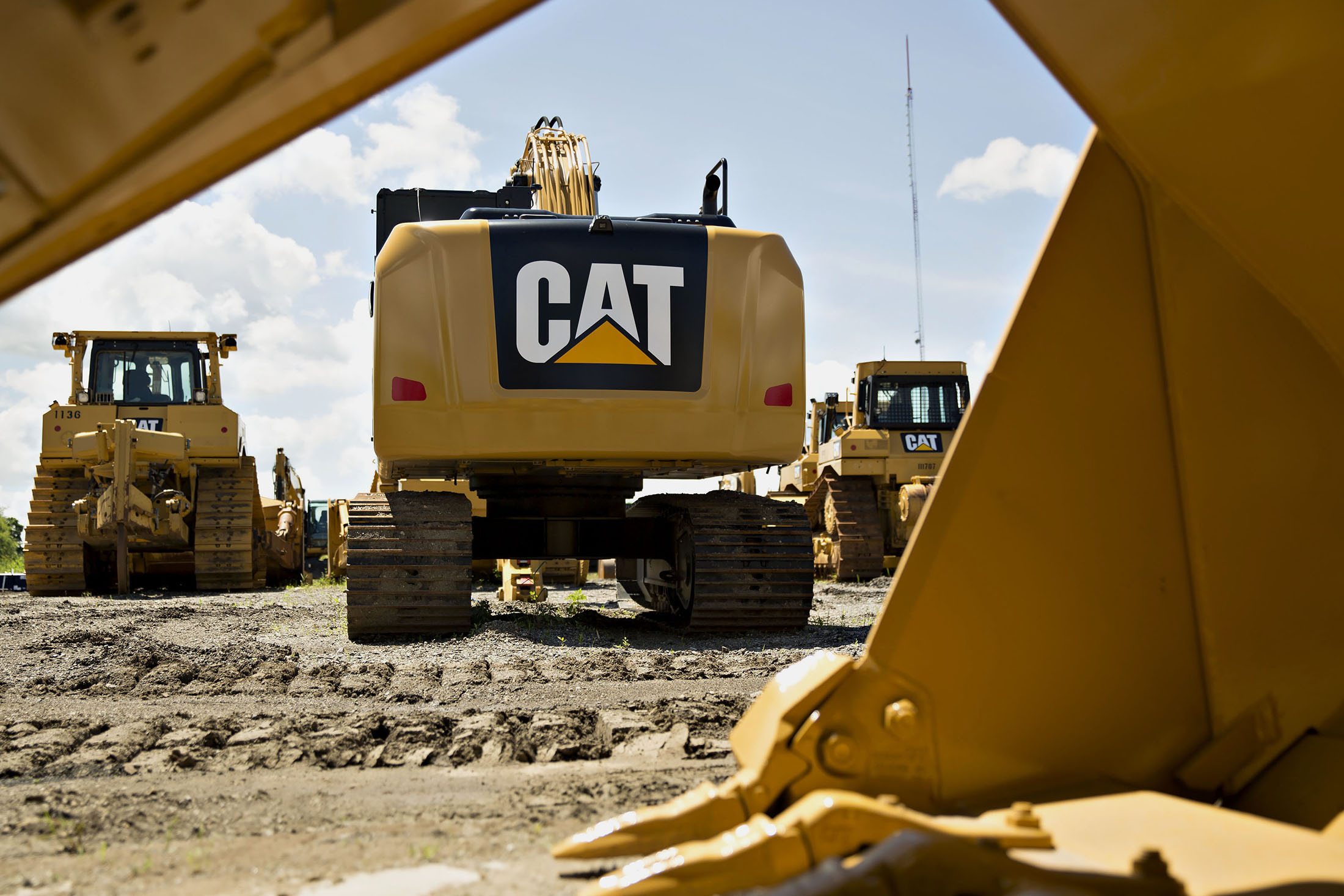 business report of caterpillar inc
