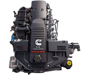 Cummins 6.7L Diesel Engine