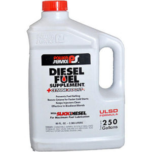 Winterized Diesel Fuel Additive