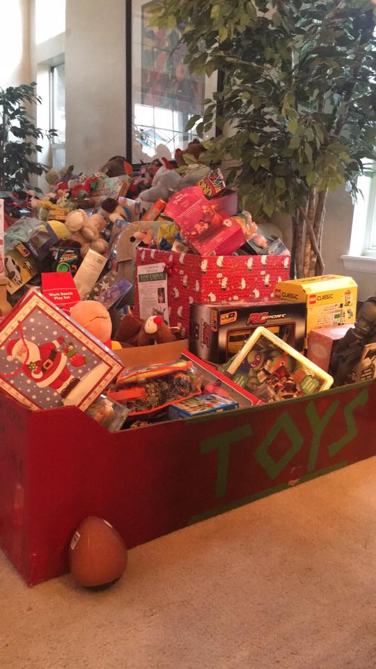 Harry Samora Memorial Toy Drive