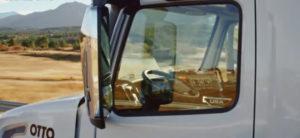 Self Driving Uber Truck