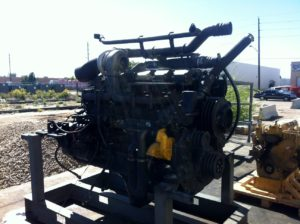 Diesel Engine Core