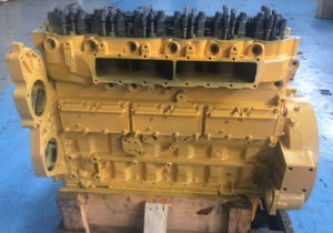CAT C7 Longblock Engine