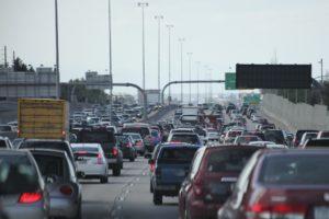 Denver Traffic Jam