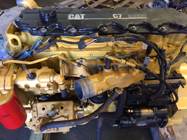 CAT C7 Specs and Engine History - Capital Reman Exchange