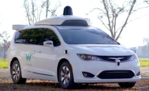 Self Driving Vehicle