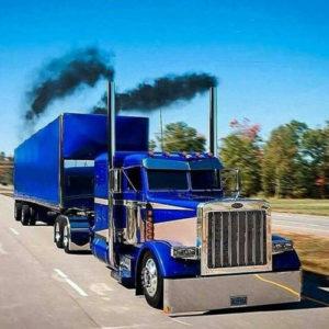 Diesel Semi Trucks
