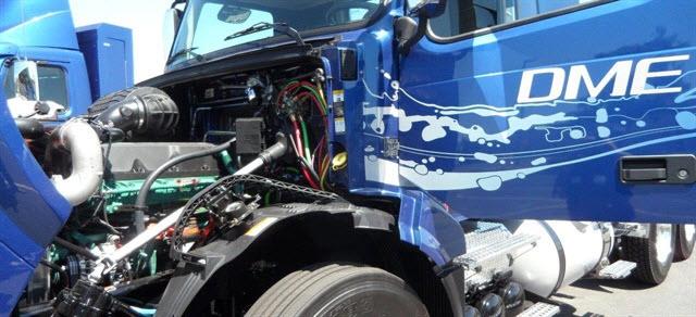 DME Diesel Engine