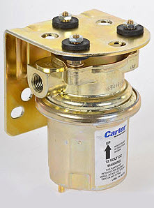 Marine Rated Fuel Pump