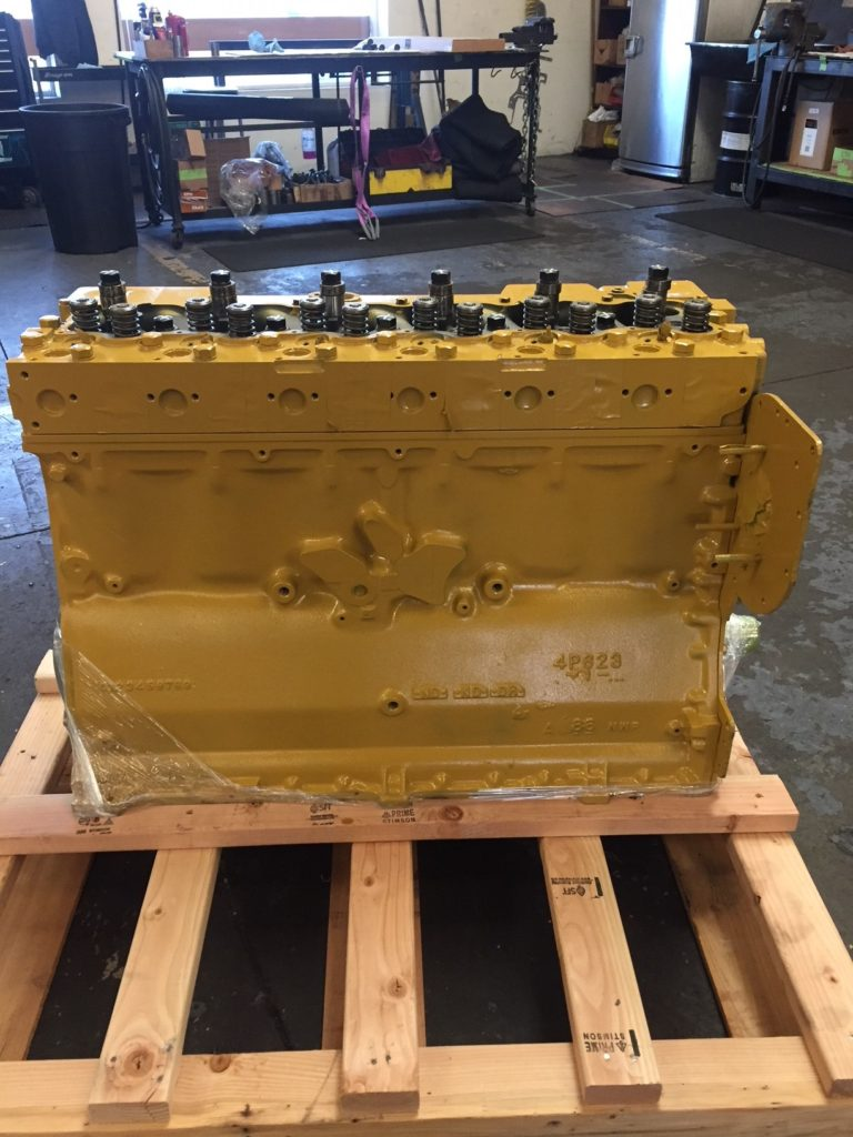 CAT 3306 Stock Engine Build 2