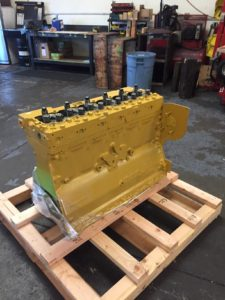 CAT 3306 Stock Engine Build 3