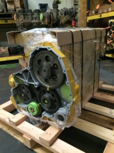 Cat C13 KCB Engine