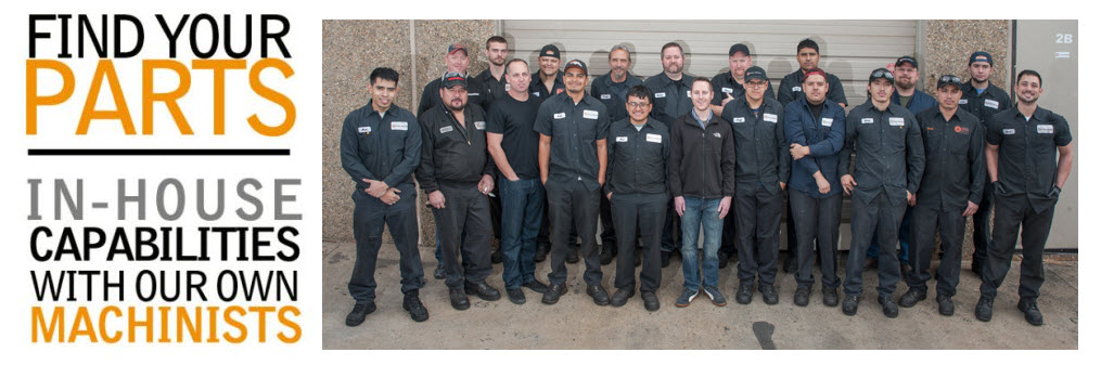 Capital Reman Crew - Diesel Remanufacturers