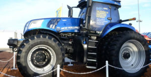 New Holland Autonomous Tractor