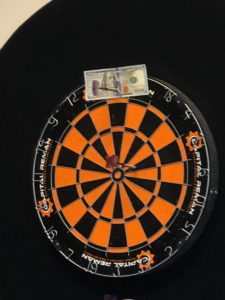 Dart Board Picture 1